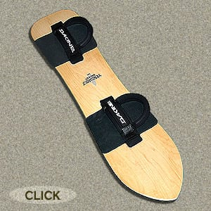 Sandboards for kids, the Maven delivers.