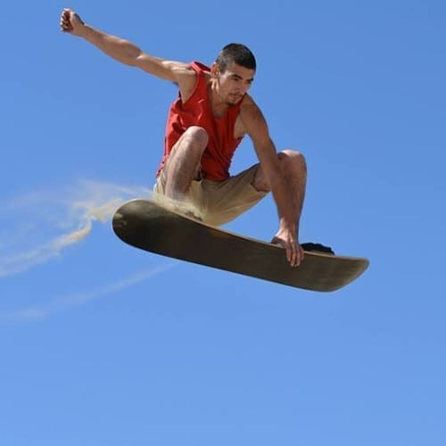 Venomous Sport 130 Sandboard