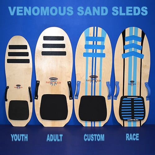 Venomous Sand Sled Is Designed For A Whole Lot Of Dune