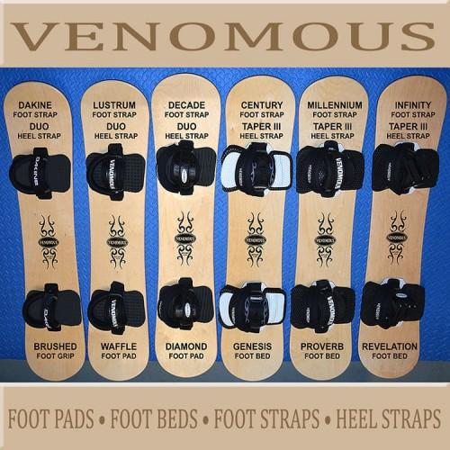 Venomous Bindings