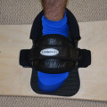 Sandboard Foot Straps & binding systems on the Sand Surfer terrain sandboard